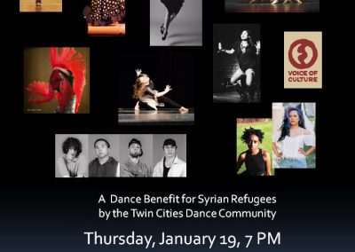 Dance for Syria