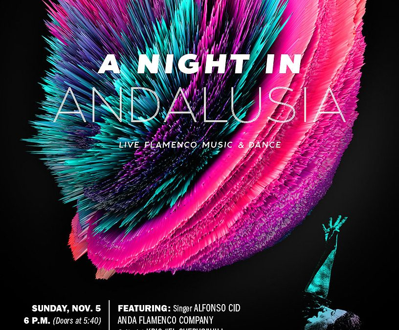 A Night in Andalusia