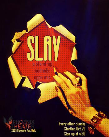 SLAY Open Mic
