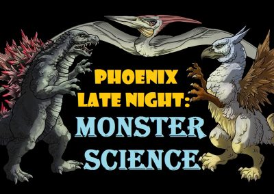 Late Night Monster Science