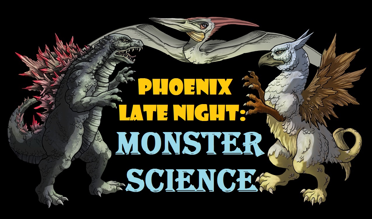 Late Night Monster Science Phoenix Theater Minneapolis